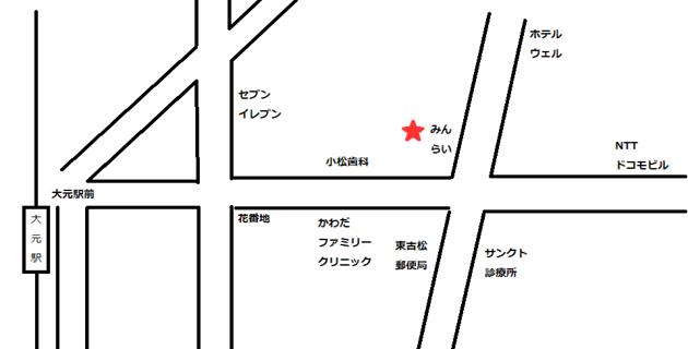 うてんて地図